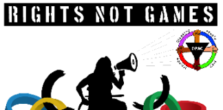 #rightsnotgames