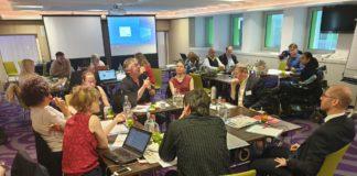 Members of ROFA attended this workshop
